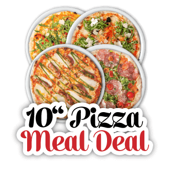 Pizza Deals - 10 Inch Pizza Deal