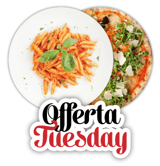 Pizza Deals - Offerta Tuesday